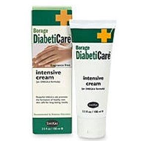 ShiKai Borage DiabetiCare Intensive Cream, 3.5 oz., Health Care Stuffs