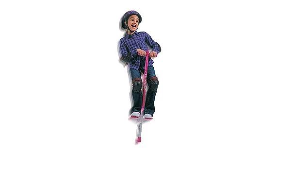 Ozbozz Go Light up outdoor Garden Pogo Stick Game for kids Boys sv13787
