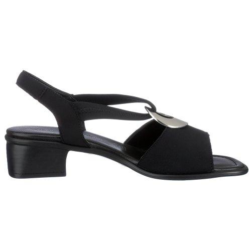 00 Dorndorf femme R5953 Sandales Remonte Noir Lilli mode ftWggU