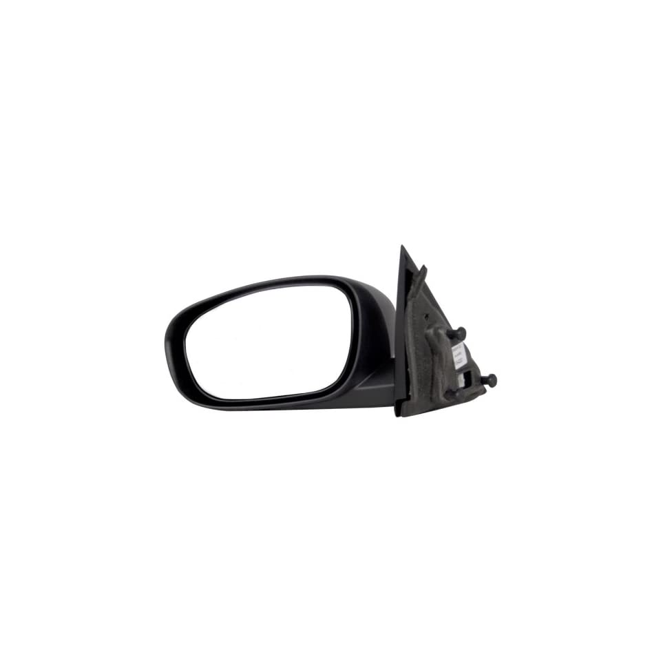 OE Replacement Dodge Charger Passenger Side Mirror Outside Rear View (Partslink Number CH1321294)