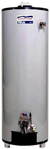 AMERICAN G62-40S40 NAECA COMPLIANT 40 GALLON NATURAL GAS WATER HEATER 40 Gallon Natural Gas Water Heater
