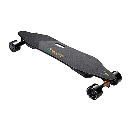 MEEPO Electric Skateboard \u0026 Longboard, 38inch Dual Motor Electric Skateboard with Remote
