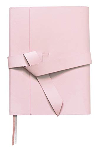 ClearAsDay Notebook Journal For Women | Lined | Bullet | Cute Faux Leather Notebook | Writing | Girls Professional | Pocket | Soft Cover Luxury Notebook | Travel Small Journal 5.5