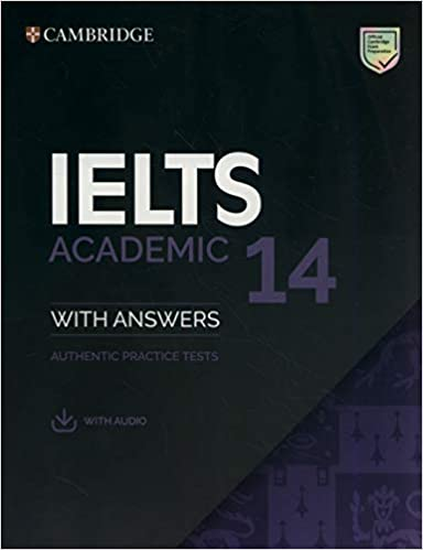 IELTS向けリーディング:IELTS 14 Academic Student's Book
