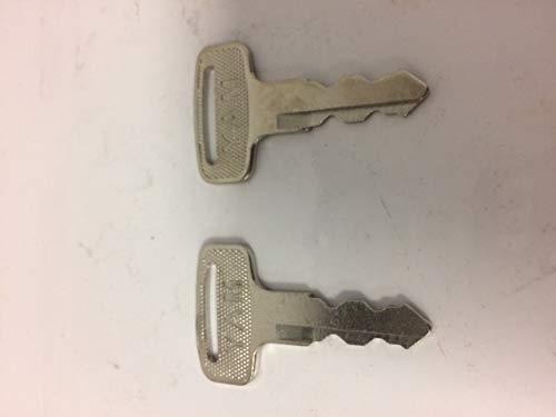 Maverick Advantage Yamaha Key for All Stock Yamaha Golf Carts (Set of 2)