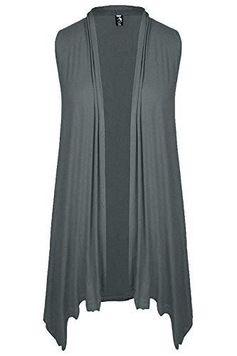 Large Et Casual Doux Femme Outerwear Cardigan Confortables Fashion FqgfExUwA