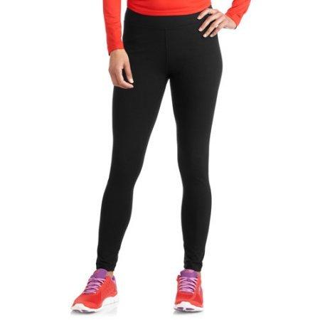 Core Legging (Danskin Now Women's Dri-More Core Leggings (Medium) Black)