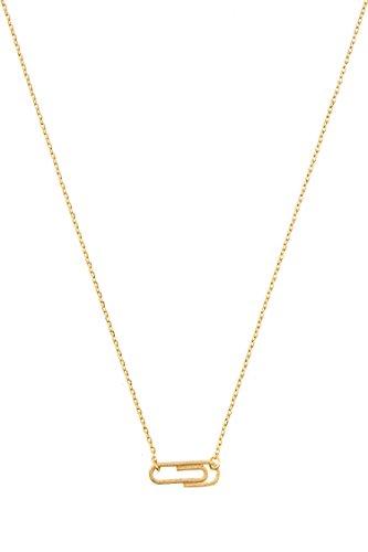 GlitZ Finery Spike Link Dangle Multi Layered Beaded Statement Bib Necklace Se (Coral)