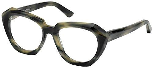 Balenciaga Occhiali da Vista BA5080 GREEN HAVANA unisex 0yzT2b
