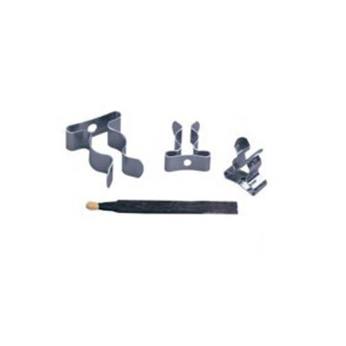 stabil Werkzeugklammern 9/mm Halteklammern 10/St/ück
