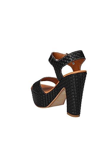 Donna Sandalo Grigio Shoes Tacco 901 Grace qSEAwFxIn 8446b9f1ea0