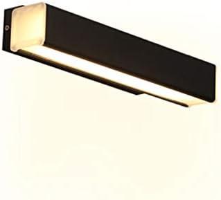 Lámpara De Pared Led Aluminio Arriba Y Abajo Foco Proyector Lectura Dormitorio Escalera Sala De Estar Moderno: Amazon.es: Iluminación