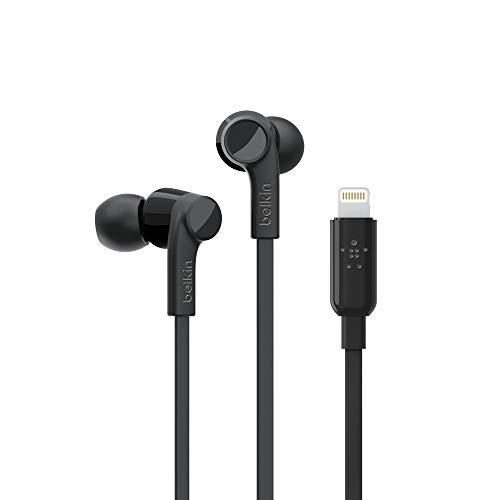 Belkin Lightning Headphones Control Earphones product image