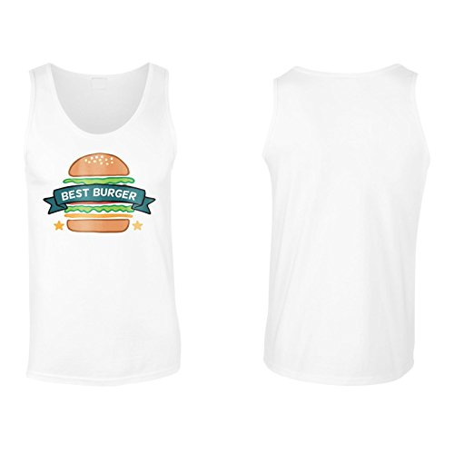 Neues Bestes Burger Restaurant Herren Tank top l224mt