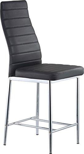 (Global Furniture Bar Stool, Black)