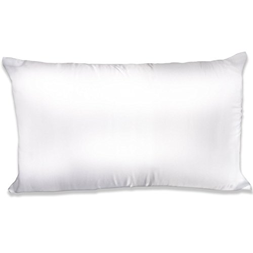 Spasilk Satin Pillowcase for Hair and Facial Beauty, Standard/Queen - Pillowcase Satin Hair
