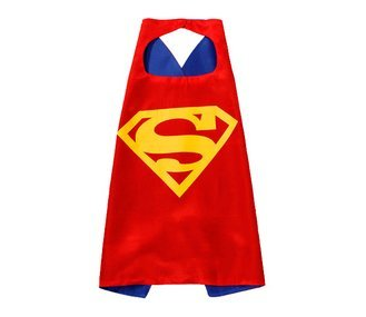 Red amp; Party Boy Kids Superman Cape Set Cape Mask only Costume Girl zZZHX15wqn