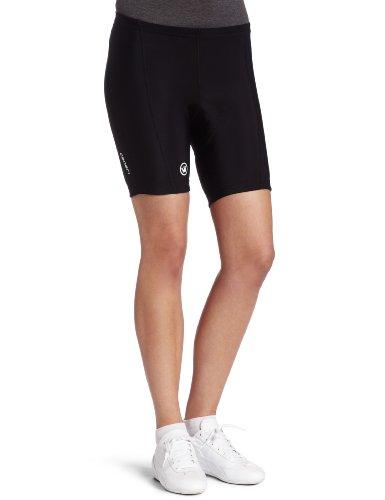 Canari Cyclewear Women's Vortex G2 Short Padded Cycling Short (Black, Medium)