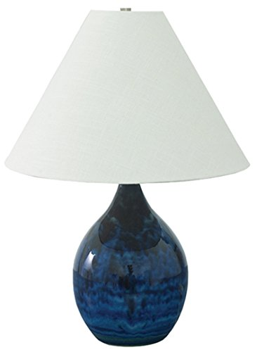 House of Troy GS300-MID Scatchard Table Lamp, 22.5