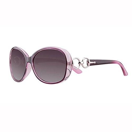 UV Sol WX Gafas 1 Anti De Luz Color Moda 3 Sra Polarizada xin qwRqa4z0