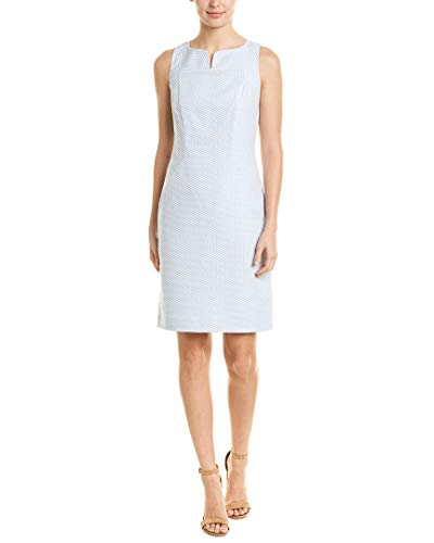Brooks Brothers Model - Brooks Brothers Womens Sheath Dress, 2, Blue