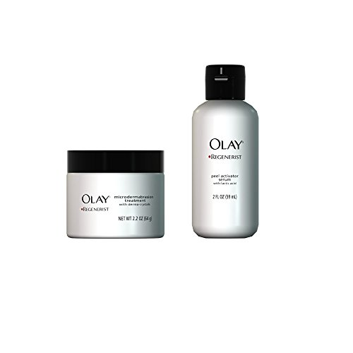 Olay Regenerist Microdermabrasion & Peel System Microdermabrasion Treatment 1 Kit - Microdermabrasion Face