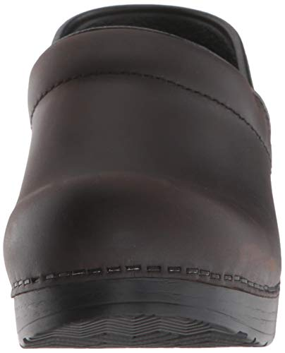Leather Professional Cabrio Clog Women's Oiled Pro Brown Dansko Antique TZRwx