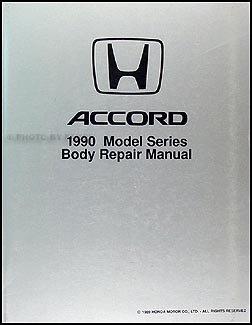 1990 1993 honda accord body repair shop manual original honda rh amazon com 1993 honda accord ex repair manual 1993 honda accord ex repair manual