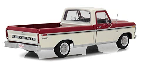 Greenlight 12962 1 New Tooling 18 1972 Ford F-100 Truck Red /& White Two-Tone