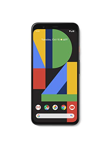 Google Pixel 4 – Just Black – 64GB – Unlocked