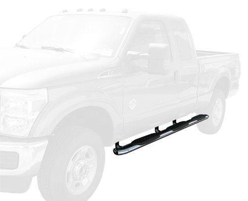 Amazon Com 5 Bend Wheel To Wheel Side Step Bars Fit 1999 2016