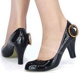 3pairs-invisible Chaussures Sangles pour pompes à talons hauts, Ballet, Chaussures plates tallerheels shoe straps