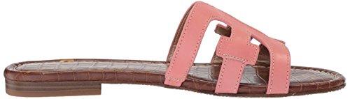 Sam Edelman Womens Bay Slide Sandalo Zucchero Rosa