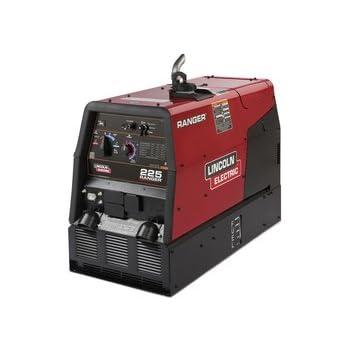 Lincoln Electric Ranger 225 Welder/Generator - 10,500 Watts, Model# K2857-1