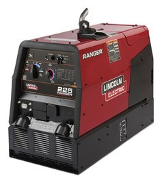 - Lincoln Electric Ranger 225 Welder/Generator - 10,500 Watts, Model# - Miller Armoires