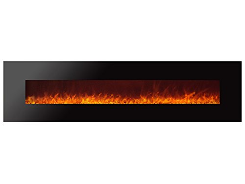Cheap Ignis Royal 95 inch Wall Mount Electric Fireplace with Crystals c SA us Certified Royal 95 inch Wall Mount Electric Fireplace with Logs c SA us Certified (Could be recessed with no Heat) Black Friday & Cyber Monday 2019