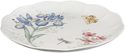 Lenox Butterfly Meadow Orange Sulphur Dinner Plate