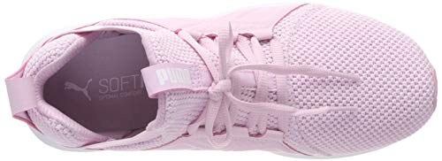 puma Winsome Orchid Laufschuhe Damen 02 Pink White Puma Weave Enzo WN's 8axq4ZO