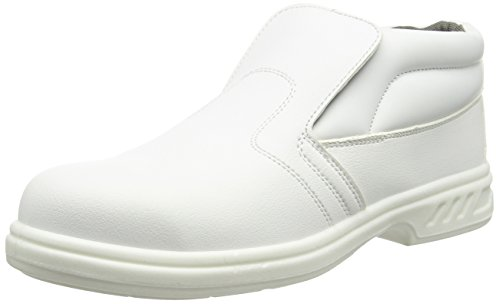 Portwest Fw83 White- 2.0 Slip On Boots Bianchi
