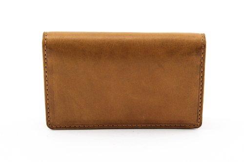 Card Case Tony Business Wallet Honey Leather Perotti Italian Credit vqvXYr