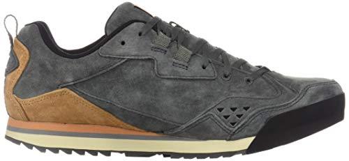 Suede Merrell Tura Rock Burnt Sneaker Grigio Granite Uomo Granite nxxCtrwq5E