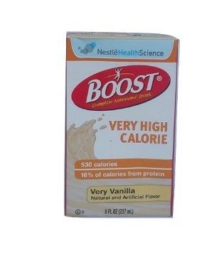 Drinks Control Glucose (Gluten Free Boost Glucose Control - Very High Calorie)