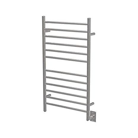 Amba DSW-20 Jeeves D Straight Collection Towel Warmer, White