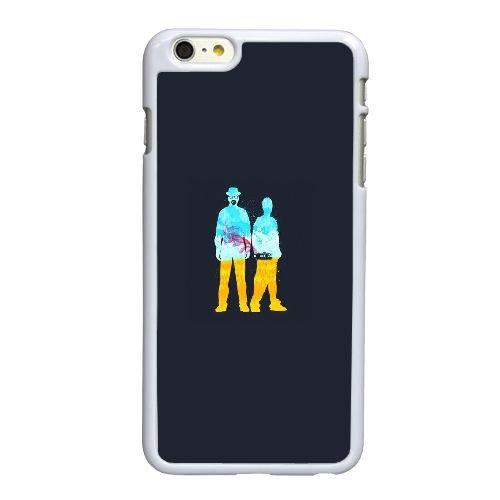 Breaking Bad Respect The Chemistry J4F64E4SX coque iPhone 6 6S Plus 5.5 Inch case coque white 2187M6