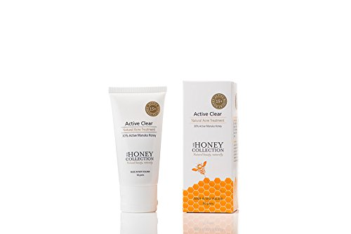 Active Collection - The Honey Collection Active Clear - Acne Cream