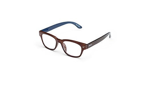 B +D Super Bold Reader in Brilliant Brown - Super Bold
