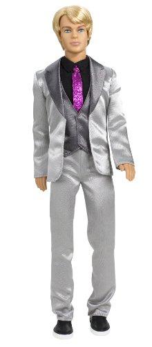 Barbie A Fashion Fairytale Ken Doll