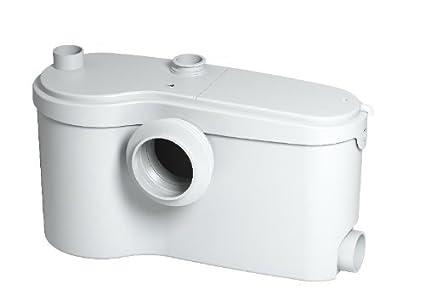 Saniflo 013 Sanibest Grinder Pump White Power Water Pumps