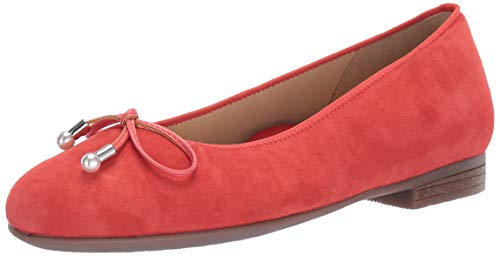 ARA Women's Scout Shoe, Coral Samtchevro, 6.5 M UK (9 US)