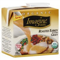 Imagine Organic Gravy, Roasted Turkey Flavored, 16 Oz. (Pack of 2)